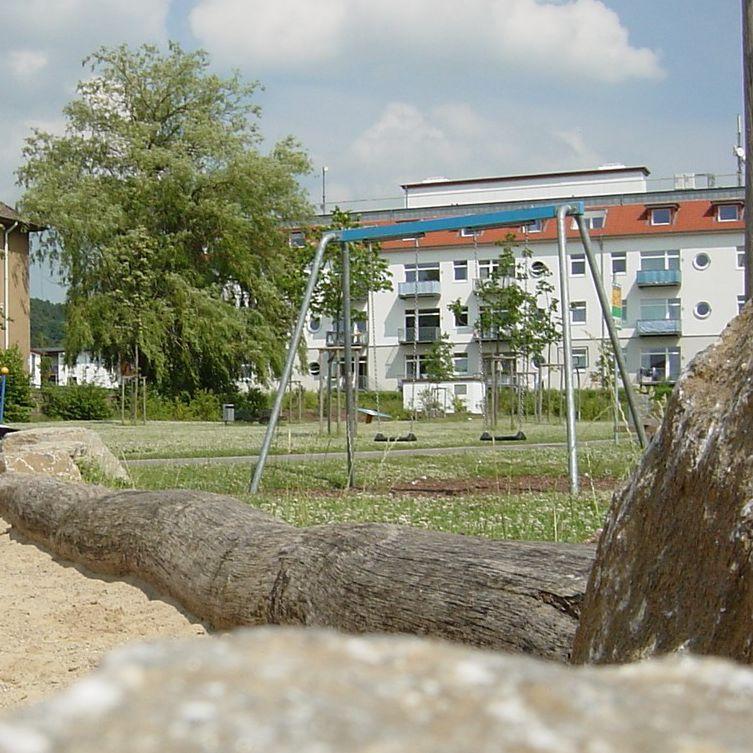 Spielplatz Spiegelberg . Lemgo