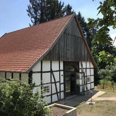 Olderdissens Kotten im BauernhausMuseum . Bielefeld