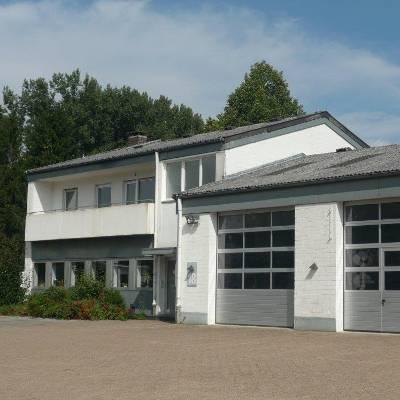 Sanierung Feuerwehrgerätehaus. Bielefeld-Brake