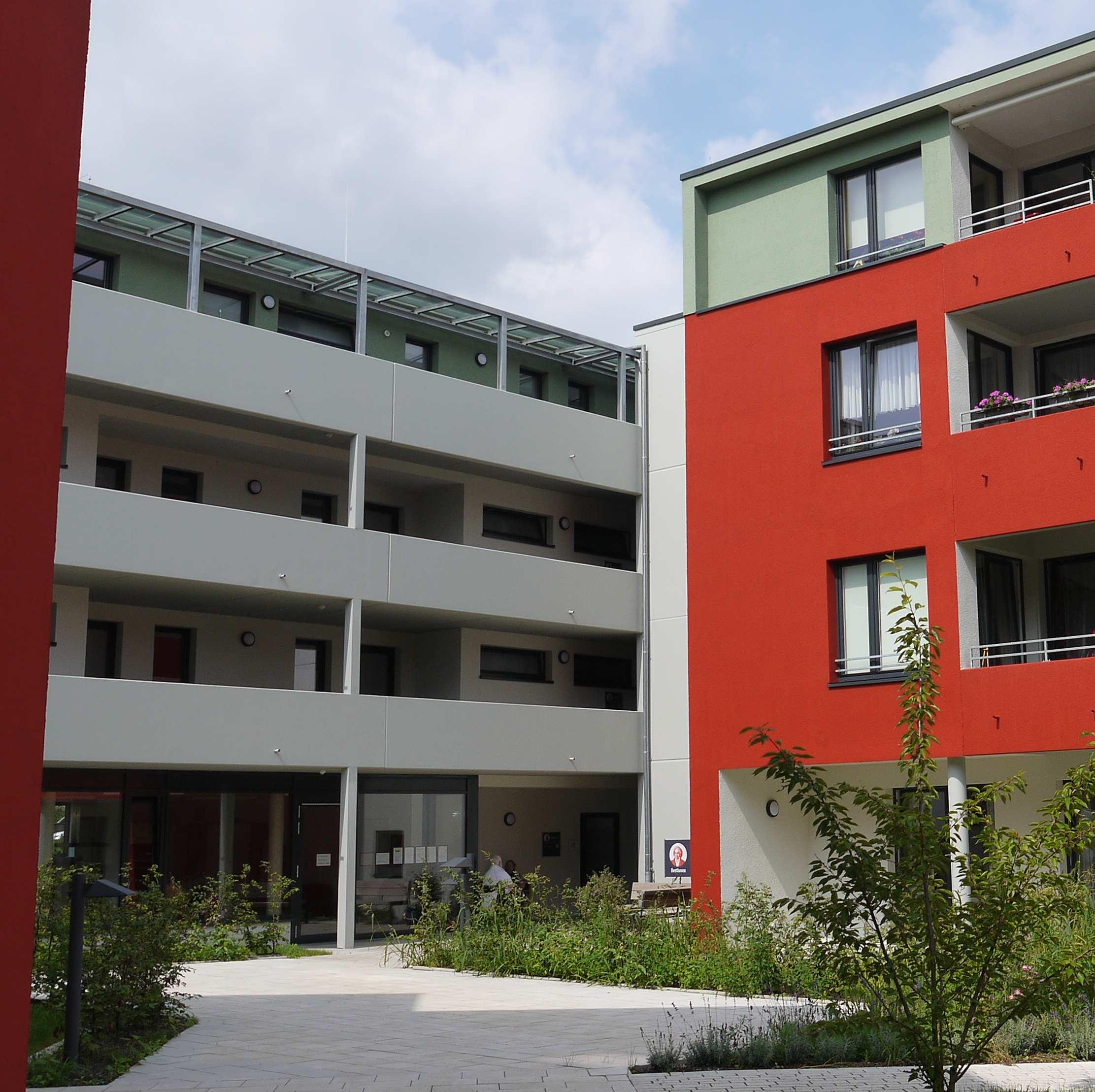 Wohnanlage Braker Straße . Bielefeld